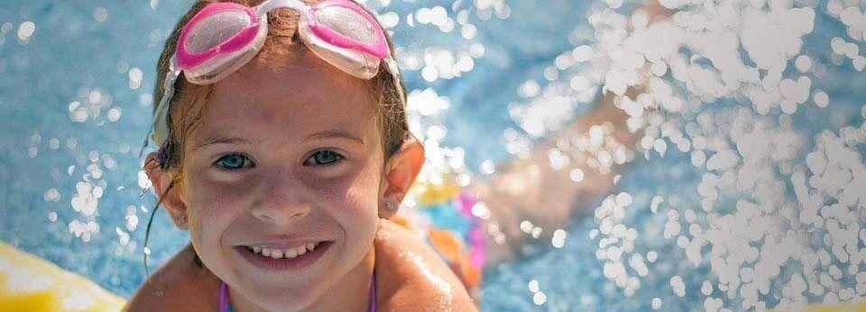 Diventare istruttore di nuoto