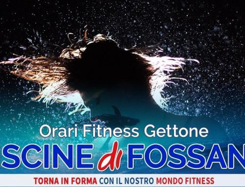 Fitness a gettone, estate 2019